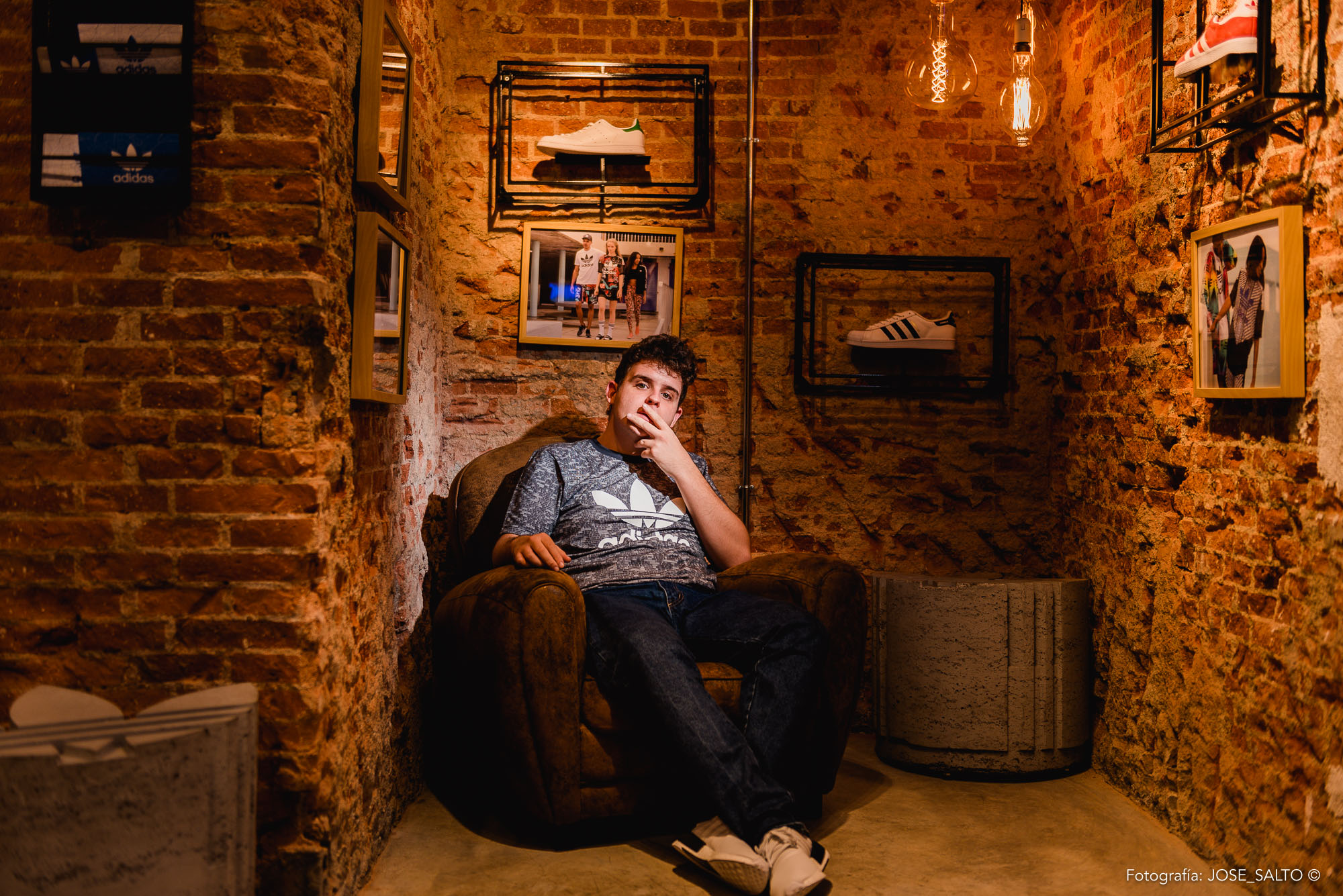 ADIDAS, ARKANO, JOSE SALTO, fotógrafo de eventos madrid