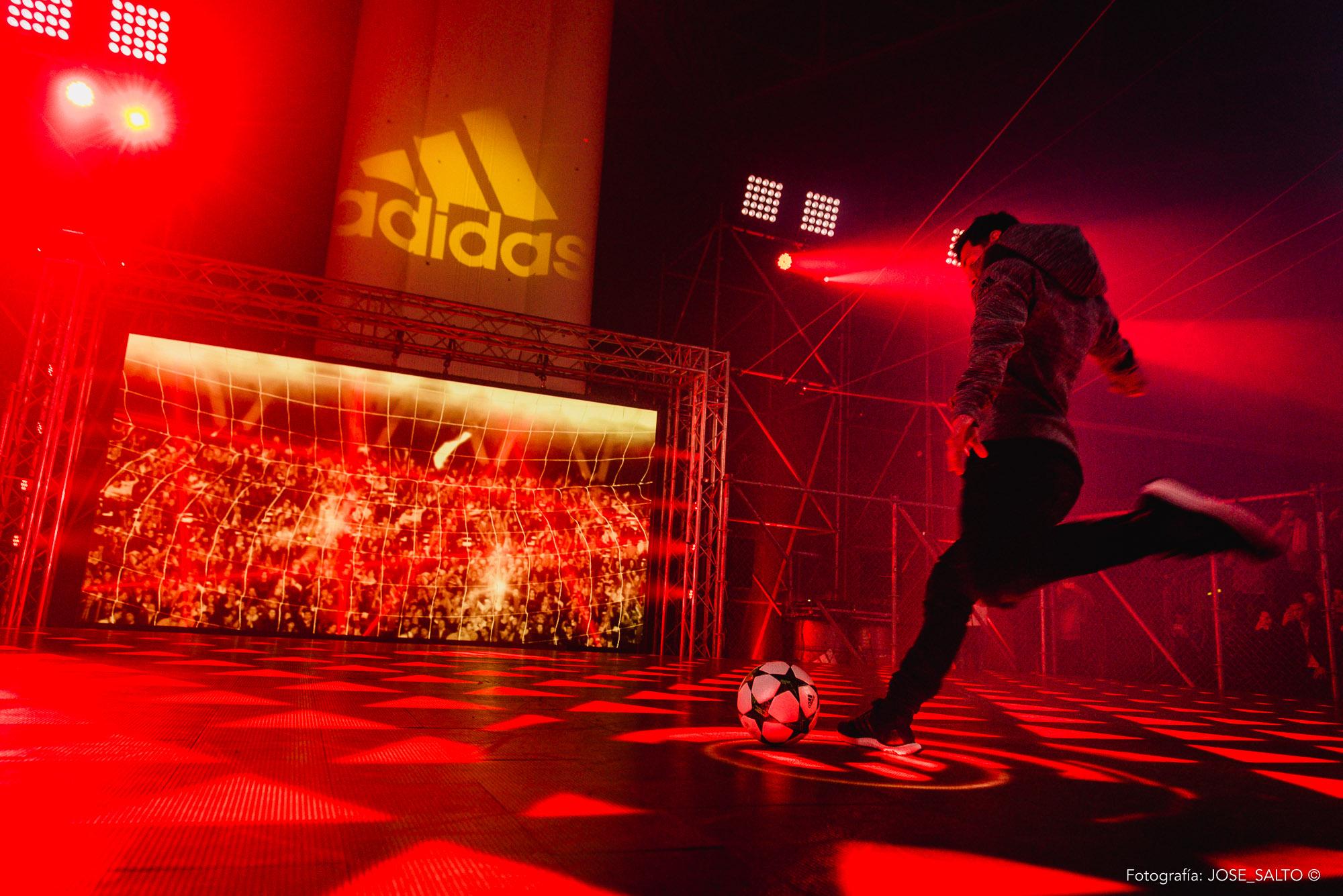 Adidas & Messi, Fotógrafo de eventos, JOSE SALTO