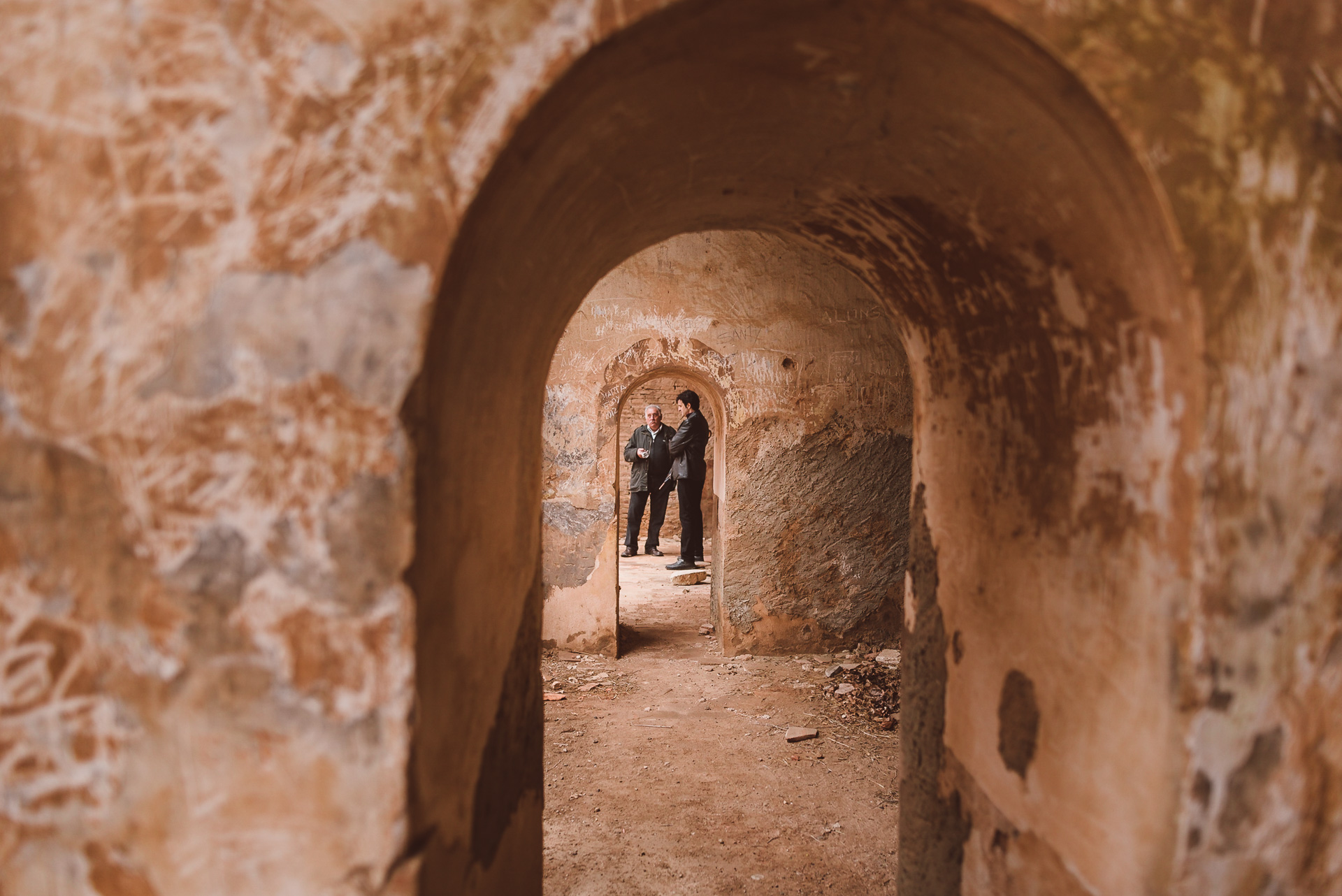 Belchite Canal Historia