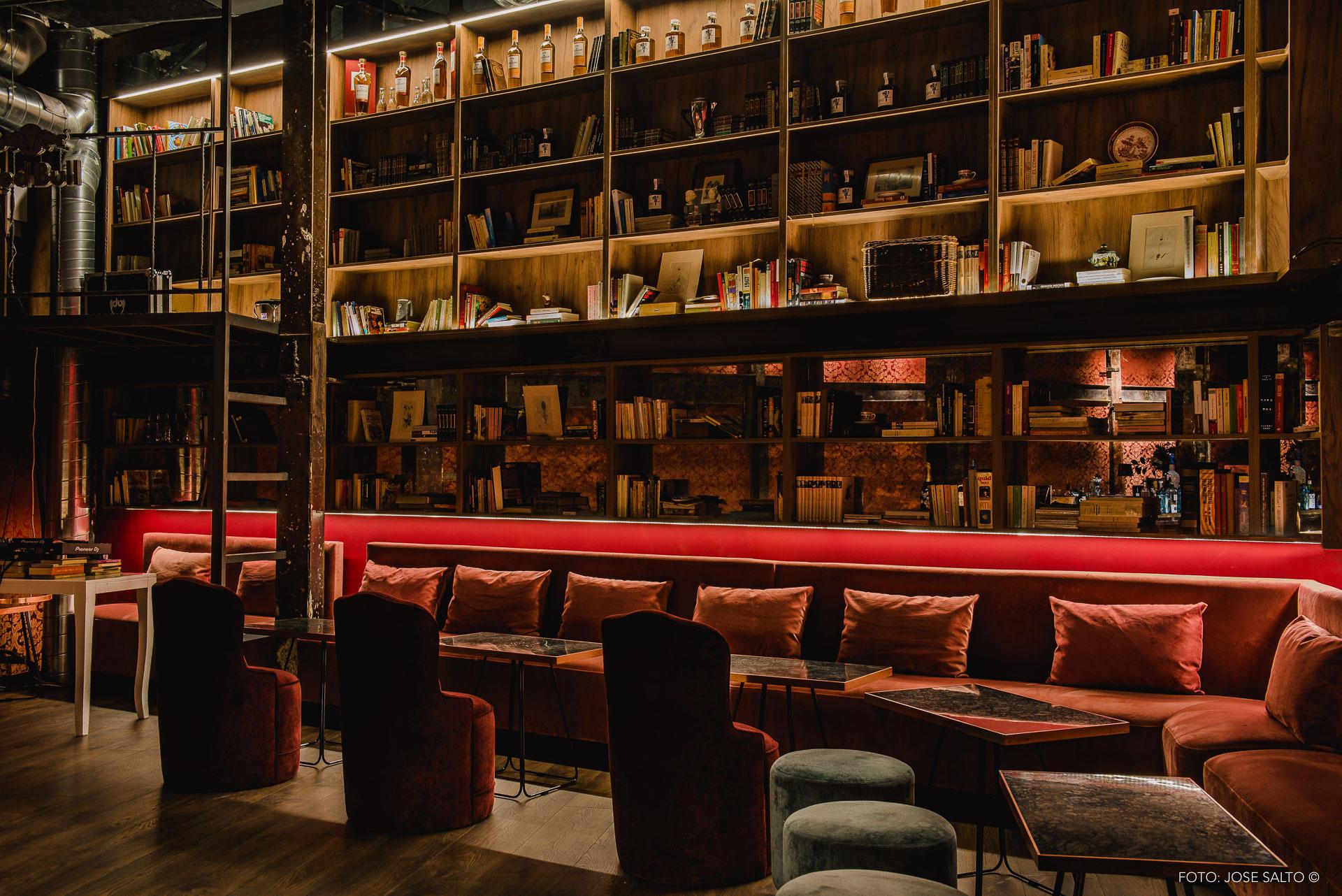 Fotografía Interiorismo Restaurante Mamita Madrid