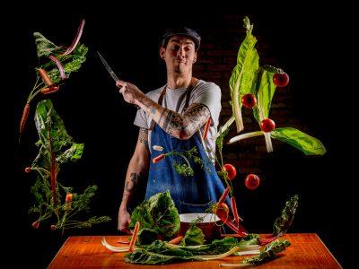 Fotógrafo restaurantes madrid
