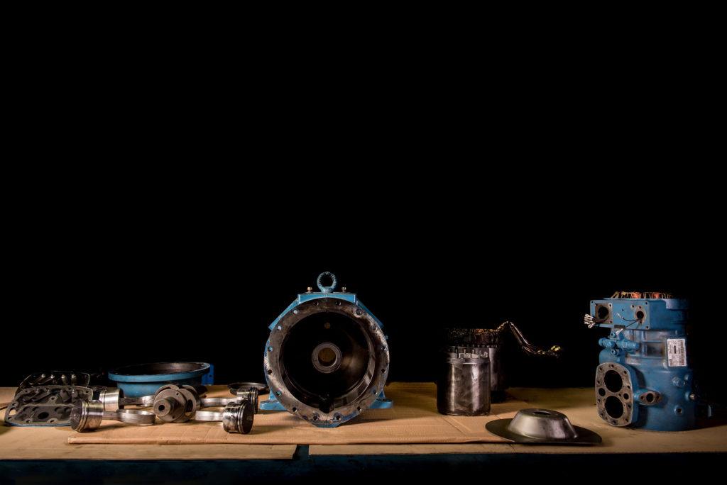 Fotógrafo industrial