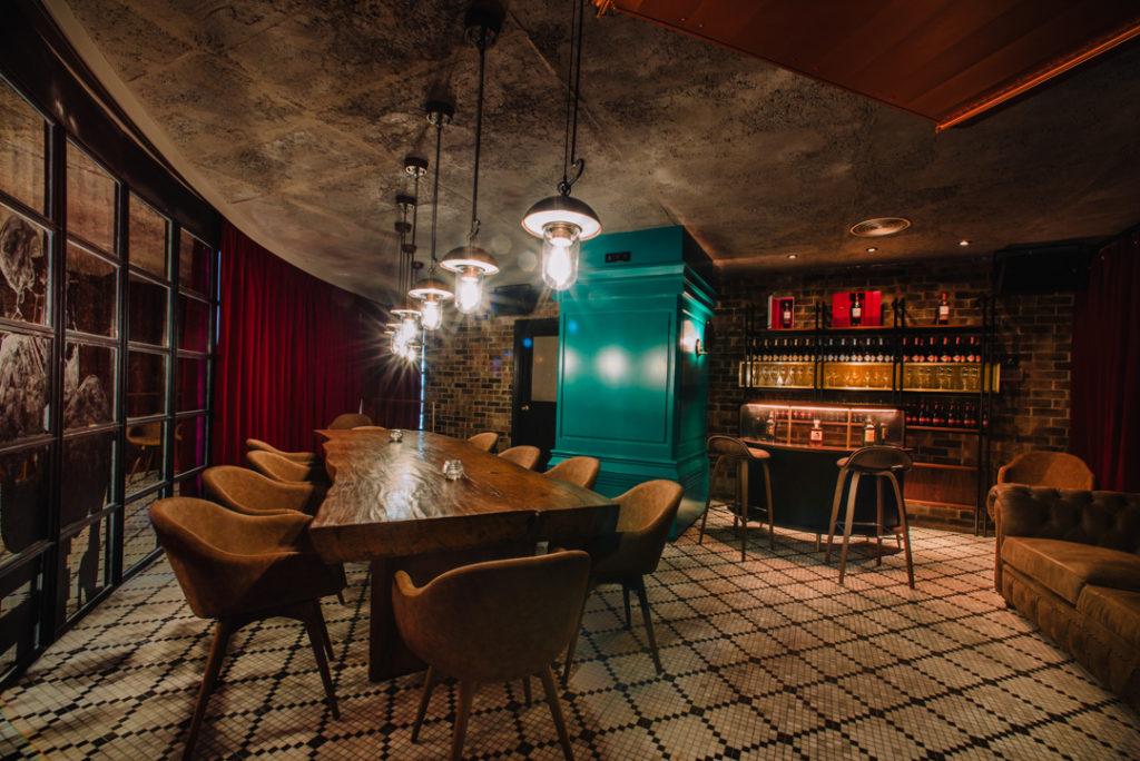 Fotógrafo de arquitectura restaurantes