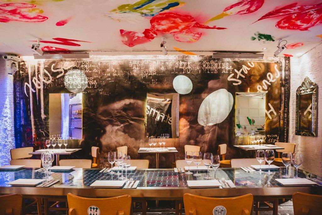 fotógrafo de interiorismo Restaurante Suria Ramses Madrid
