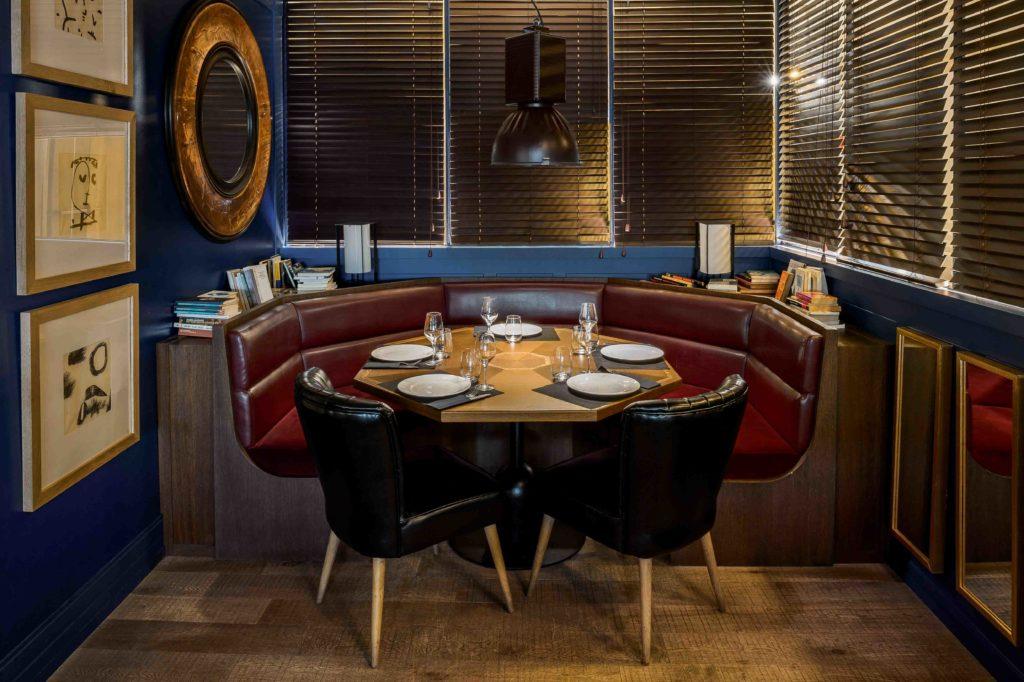 Fotógrafo Restaurante el Pelícano en Madrid