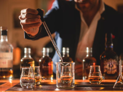 The Chivas Whisky Lab & Ramses Madrid