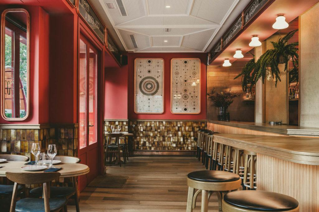 Fotógrafo de restaurantes e interiorismo en Madrid Jose Salto