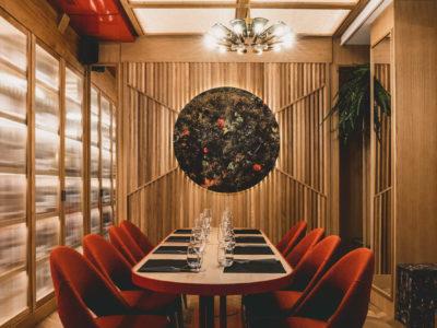 Fotógrafo de interiores en Madrid Restaurante Casa Gato
