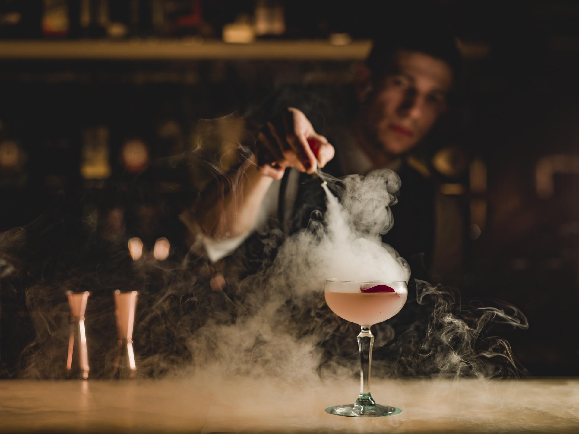 fotografo de cocteles y bartenders