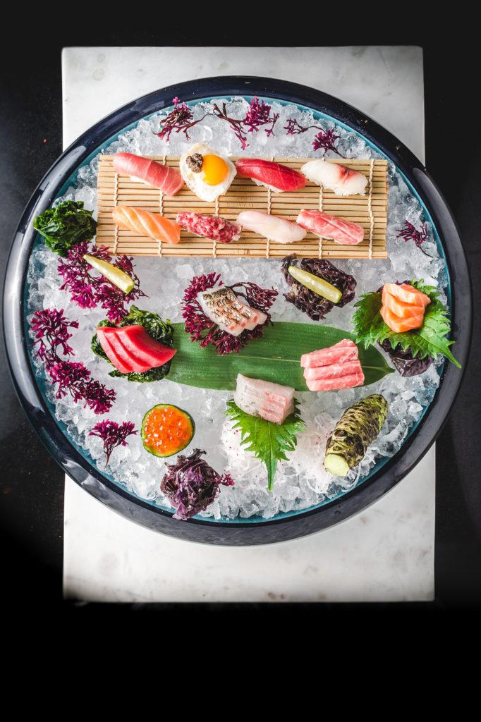 fotografo de comida japonesa