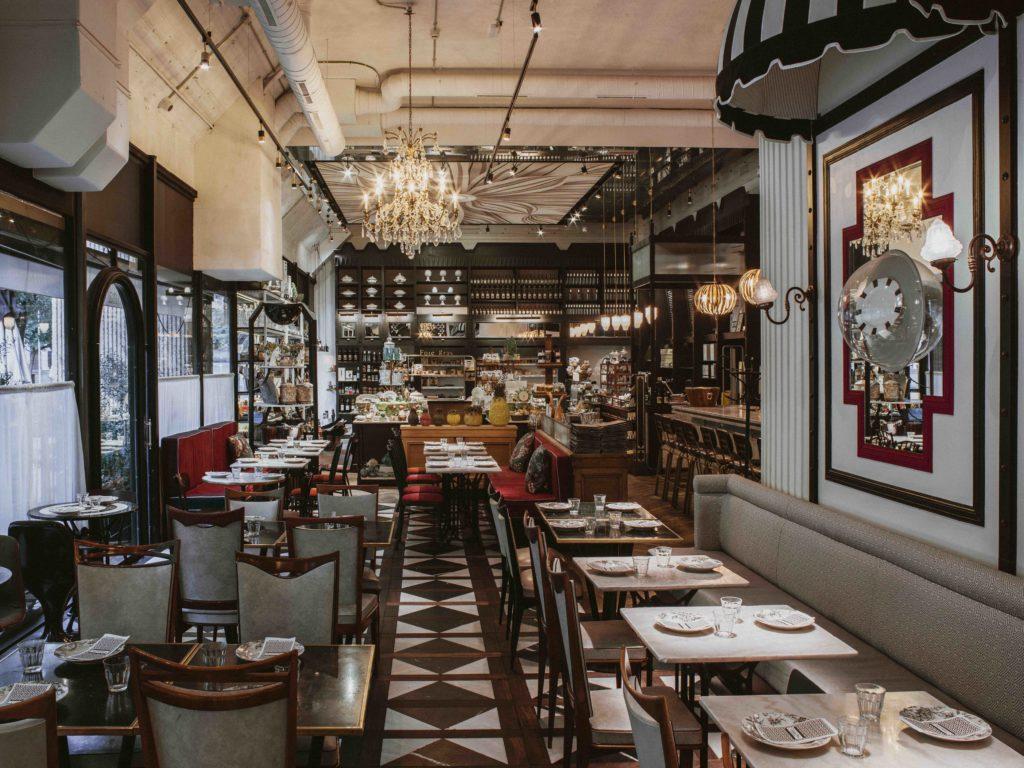 Restaurante Cristina Oria