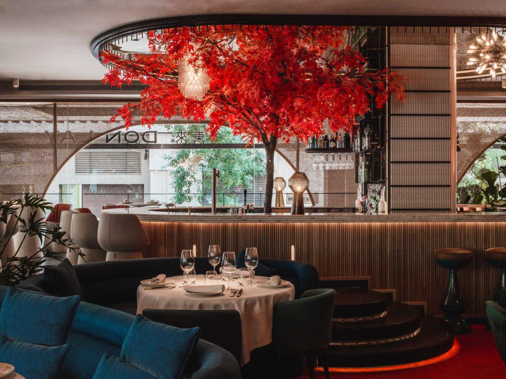 Fotografo Restaurante Don Lay Madrid