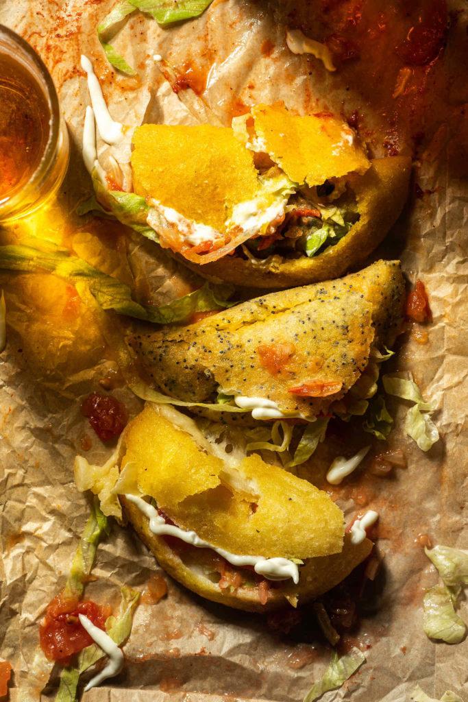 fotografo de comida mejicana