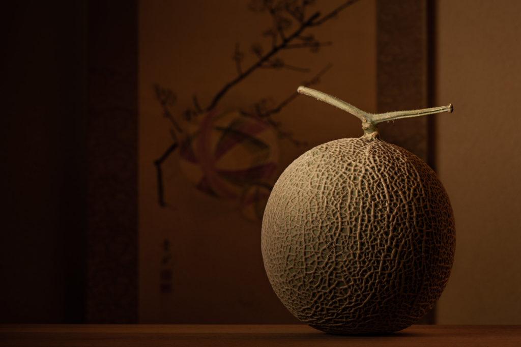 Crown melon, pilar akaneya madrid, mejores restaurntes japoneses madrid, fotografo cocina japonesa